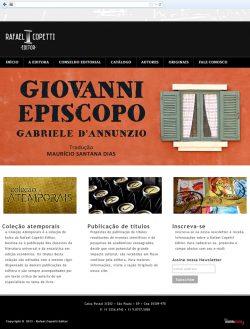 Site Rafael Copetti Editor