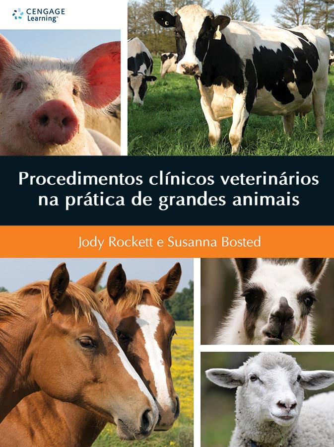Procedimentos clinicos veterinários - Cengage Learning