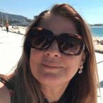 Eliana G. Alencar, autora do livro Conflito Como Fenômeno Humano